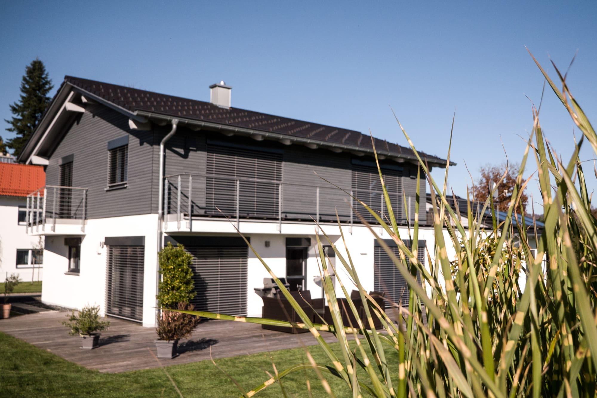 Modernes Einfamilienhaus in Isny