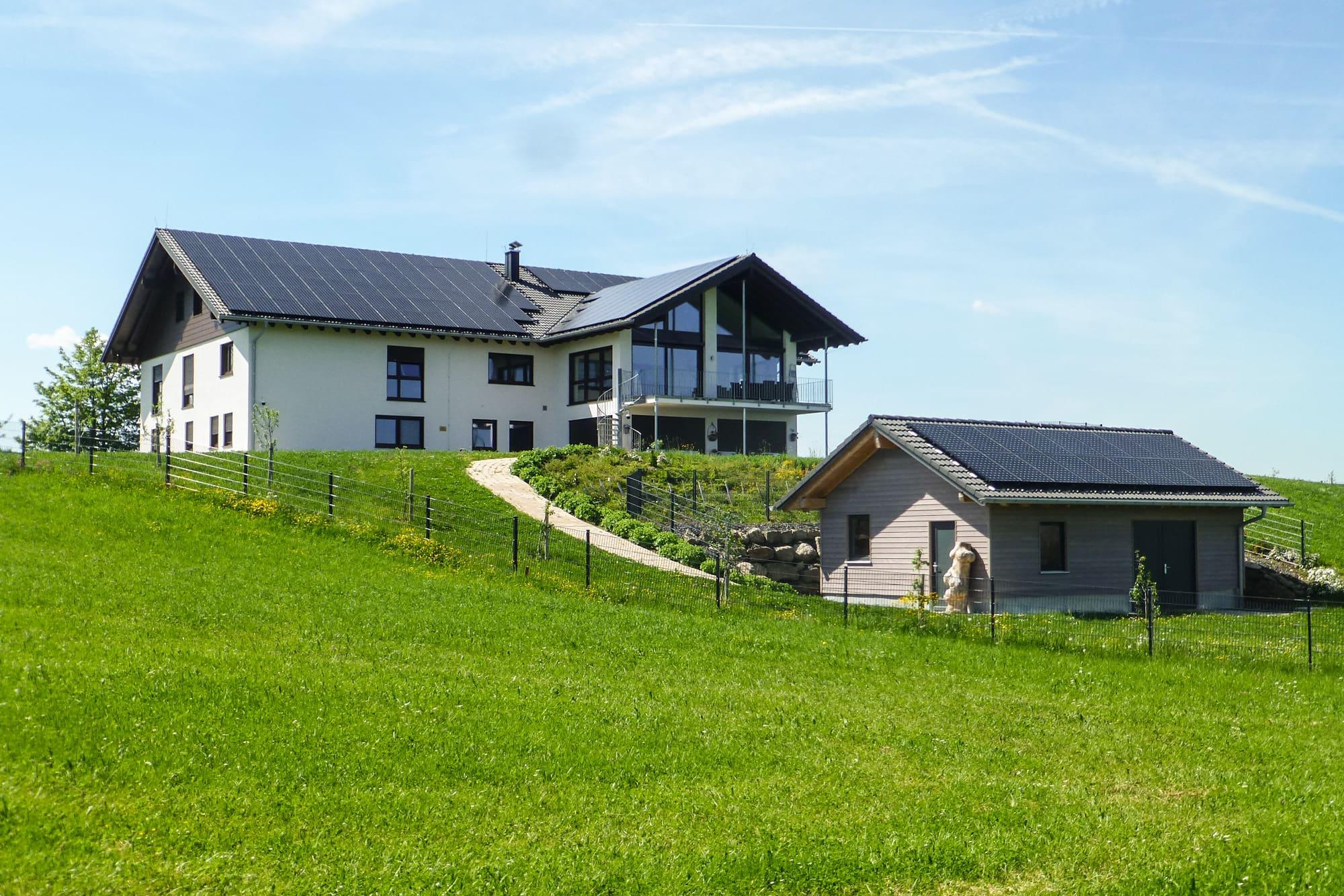 Exklusives Mehrfamilienhaus – Sulzberg