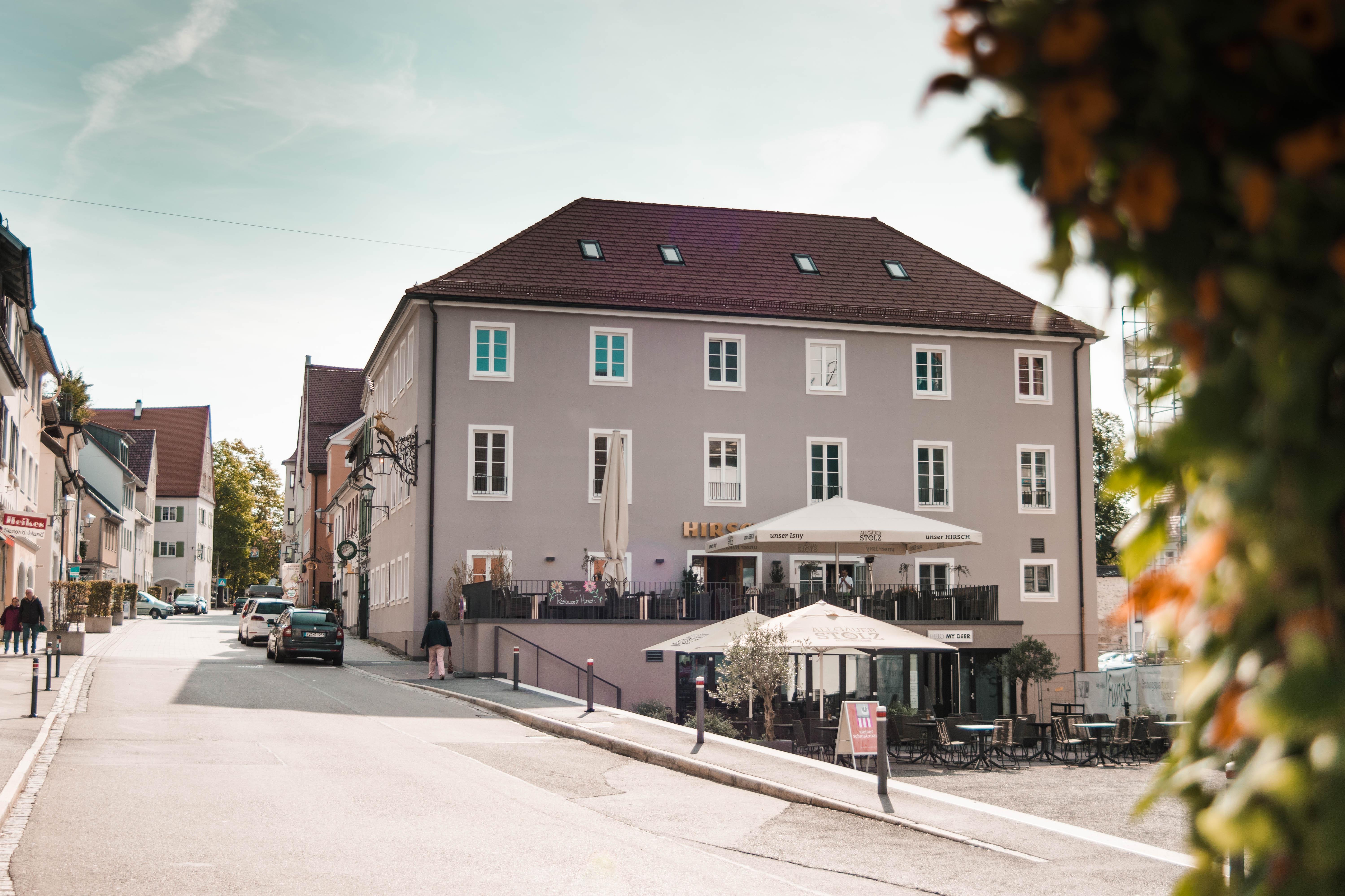 Restaurant Gasthof Hirsch Isny